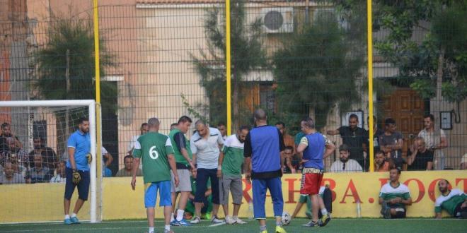دورة قماط المسعود الجوارية في كرة القدم لحي أسطيح