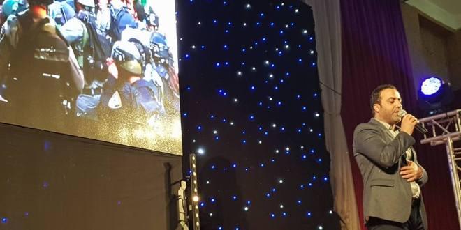 فيديو كليب المنشد عبد الرحمن بوحبيلة بعوان بباب القدس بمهرجان بوسعادة السابع ( حصري )