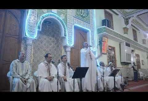 حفل المولد النبوي الشريف بمسجد حمزة بن عبد المطلب