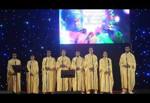 فيديو مشاركة فرقة ألآكرام بوسعادة في المهرجان الثقافي المحلي للانشاد بوسعادة .