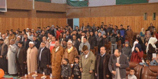 جمعية ألآرشاد وألاصلاح بوسعادة تحتفل بالمولد النبوي الشريف