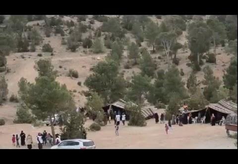 رحلة ترفيهية لجمعية كافل لرعاية ألآيتام الى غابة جبل أمساعد .. فيديو