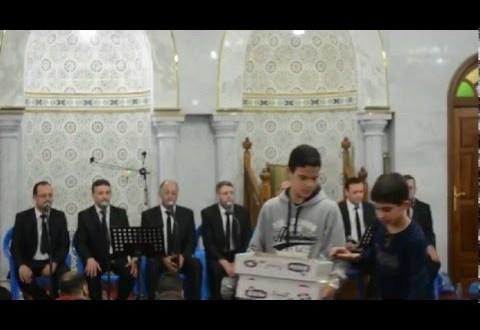 حفل المولد النبوي الشريف لمسجد بلحطاب ببوسعادة . ديسمبر 2015