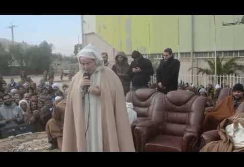 كلمة يوسف بلمهدي في تأبينية المرحوم عبد الناصر بن أم هاني