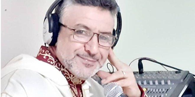 القارىء والمنشد احمد هدروق في صوت أذان