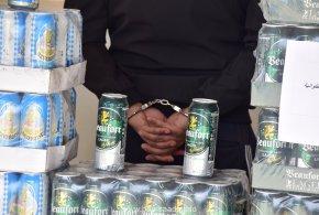 فيديو .. الامن الحضري الخامس لبوسعادة يحجز 2772 وحدة من المشروبات الكحولية