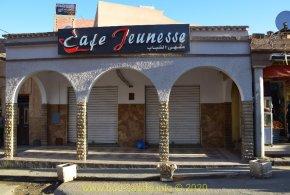 الترام مقاهي ومطاعم بوسعادة بترتيبات الحجر الجديدة