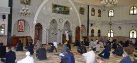 شعائر اول صلاة جمعة بمسجد بلحطاب ببوسعادة