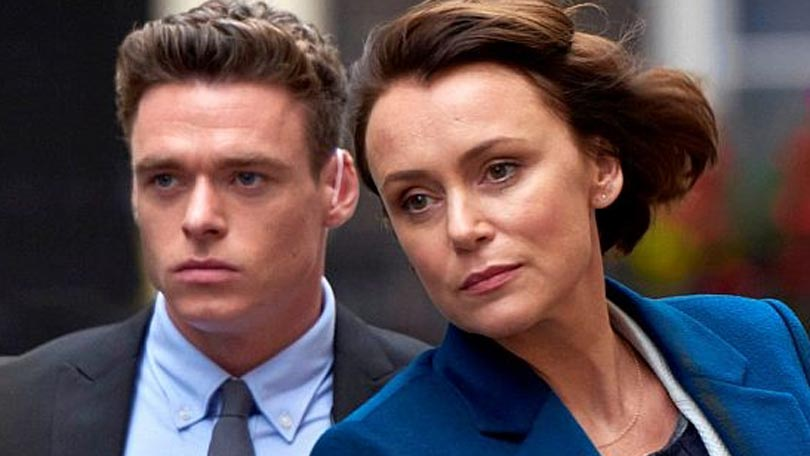 When is Bodyguard starting on the BBC? Who is in the cast ...
