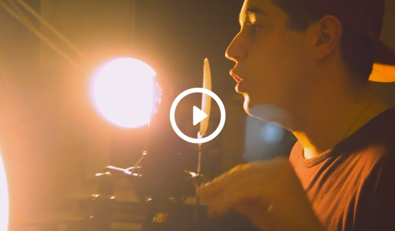 "Rap con mensaje de fe: Fresh Sánchez X Black Soul nos cantan  ""Luz"""