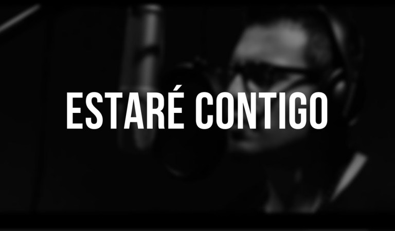 Estaré Contigo – Johny Mireles (Cover)