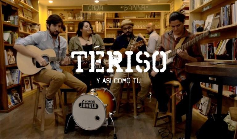 Tériso – Y así como tú ( A ejemplo de San José)