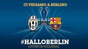 Memes Juventus vs Barcelona final 2015