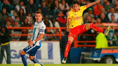 Necaxa vs Monarcas Morelia en Vivo Copa MX 2017 previo