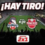 Cimarrones vs Mineros en Vivo Online Ascenso MX 2018