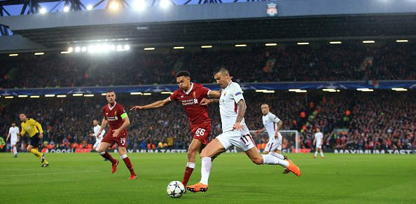 en que canal juega Roma vs Liverpool en Vivo Semifinal vuelta Champions League 2018