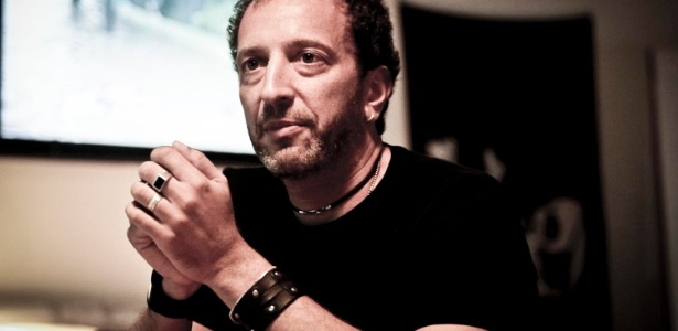 O diretor Diego Guebel
