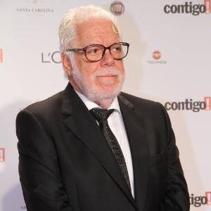O autor de novelas Manoel Carlos, que está trabalhando em uma nova novela