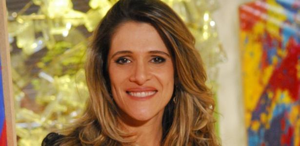 Ingrid Guimarães, atriz, que protagoniza o novo seriado da Globo em produção, Batendo Ponto