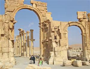 X13-the monument of architecture-Syria