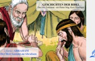 2.5 Der Herr kommt zu Abraham x