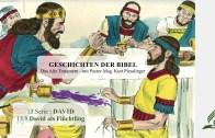 13.8 David als Flüchtling x