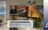 6.2 Das versiegelte Volk Gottes – DIE VERSIEGELTEN GOTTES | Pastor Mag. Kurt Piesslinger
