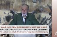 7.4 Unterordnung – SCHLÜSSEL ZUR EINHEIT IN DER FAMILIE   Pastor Mag. Kurt Piesslinger