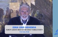 5.4 Ein Eid – DEN GEIST DES GESETZES VERLETZEN | Pastor Mag. Kurt Piesslinger
