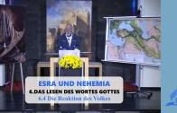 6.4 Die Reaktion des Volkes – DAS LESEN DES WORTES GOTTES | Pastor Mag. Kurt Piesslinger