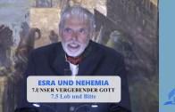 7.5 Lob und Bitte – UNSER VERGEBENDER GOTT | Pastor Mag. Kurt Piesslinger