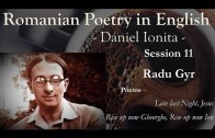 Romanian Poetry in English – Episode 11 – Radu Gyr
