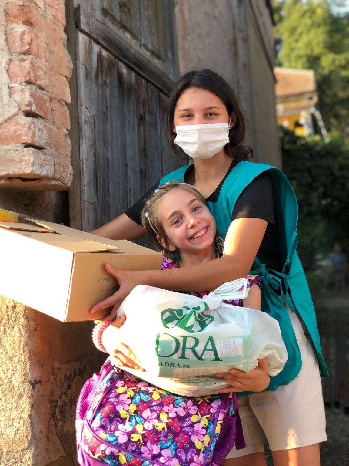 """634 persoane primesc ajutor în cea de-a 33-a săptămână de implementare a proiectului ADRA """"Sprijin Umanitar COVID-19"""""""