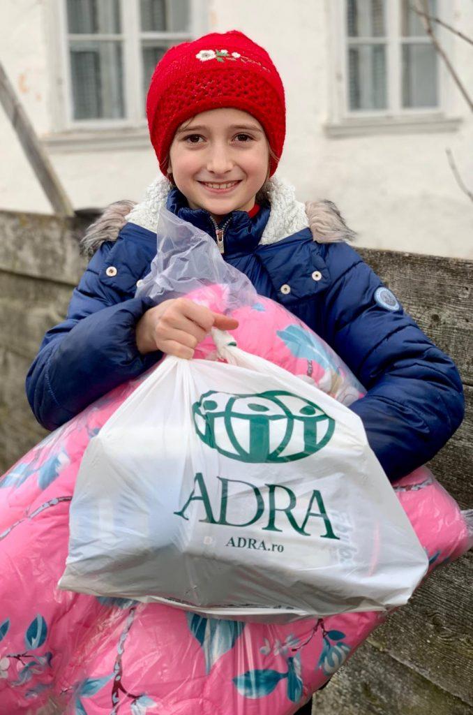"""949 de persoane primesc ajutor în cea de-a 49-a săptămână de implementare a proiectului ADRA """"Sprijin Umanitar COVID-19"""""""