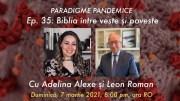 Episodul 35: Biblia intre veste și poveste