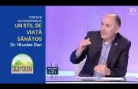 UN STIL DE VIAȚĂ SĂNĂTOS: Voința și Autocontrol | Dr. Nicolae Dan [2021]
