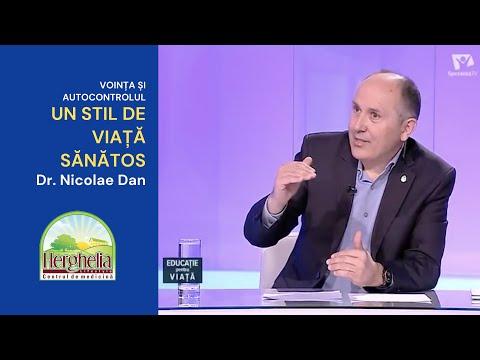 UN STIL DE VIAȚĂ SĂNĂTOS: Voința și Autocontrol | Dr