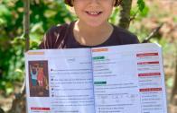 """ADRA """"Vreau la școală"""": Carolina, o fetiță cu rezultate deosebite la școală, dar cu o situație materială incertă, are nevoie de ajutorul tău!"""