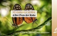 4.DER PREIS DER RUHE – IN CHRISTUS RUHEN | Pastor Mag. Kurt Piesslinger