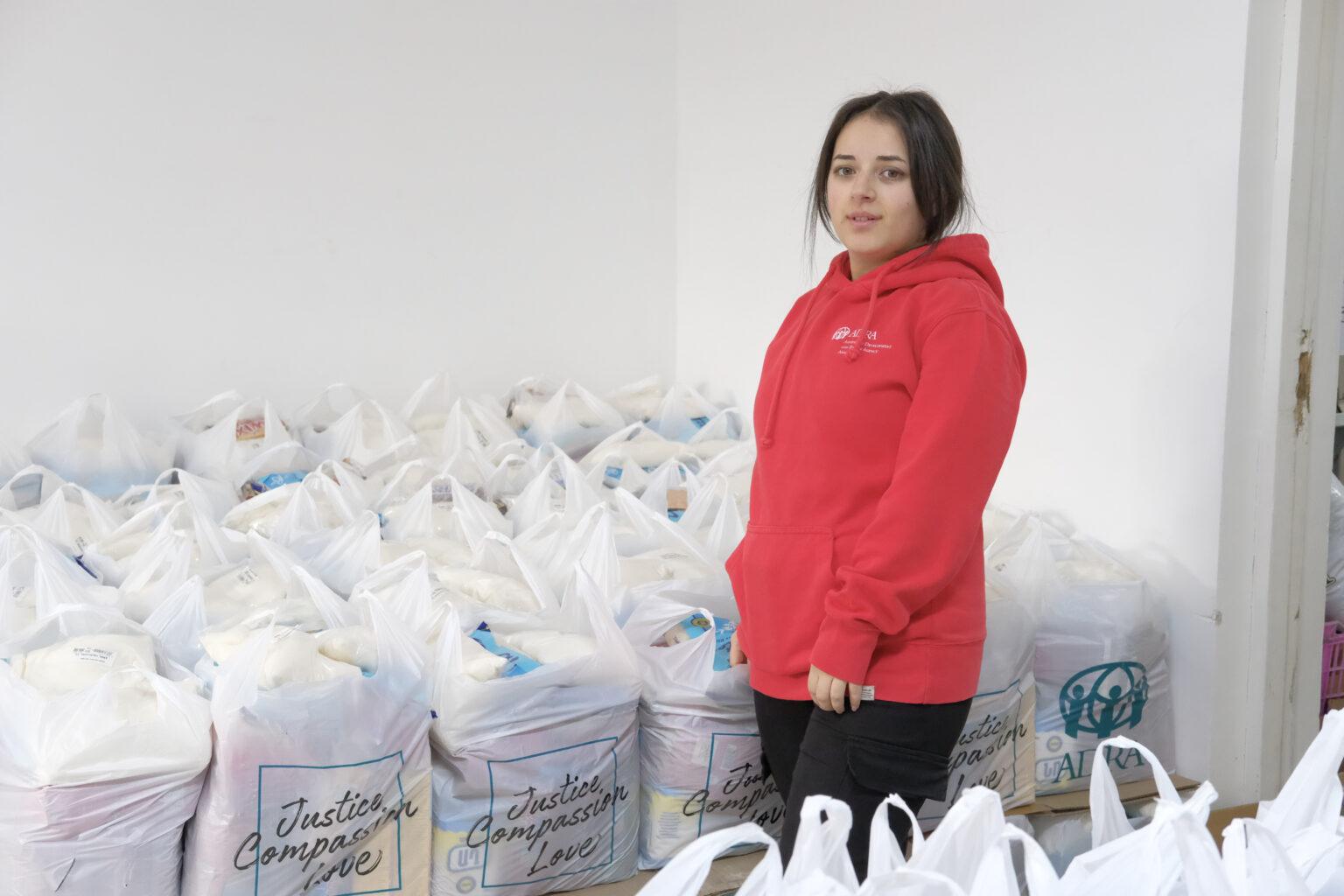 """""""Multe mulțumiri, ADRA România pentru ajutorul oferit!"""" – 550 persoane, victime ale conflictului armat, primesc ajutor în cadrul proiectului ADRA """"Apel la solidaritate internațională – Armenia"""""""