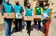 """915 de persoane primesc ajutor în cea de-a 58-a săptămână de implementare a proiectului ADRA """"Sprijin Umanitar COVID-19"""""""