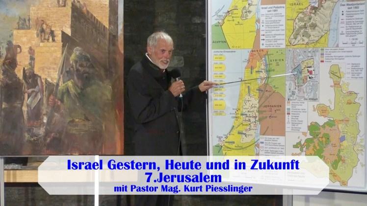 Israel Gestern, Heute und in Zukunft 7