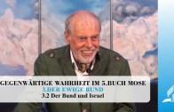 3.2 Der Bund und Israel – DER EWIGE BUND | Pastor Mag. Kurt Piesslinger