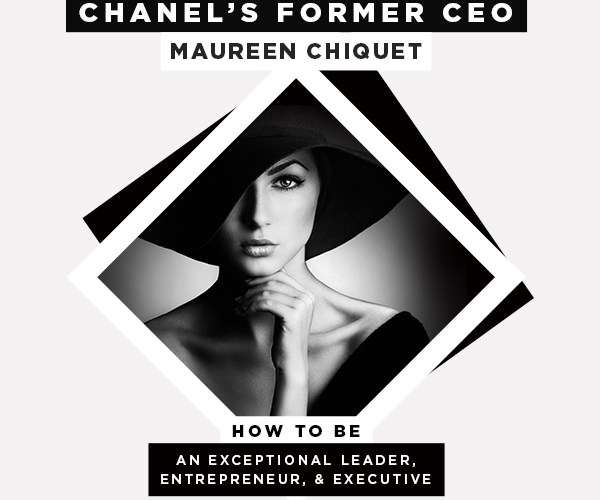 Maureen Chiquet Former Chanel CEO
