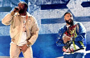 dj kHALED AND MEEK MILL