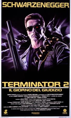 Terminator 2: il giorno del giudizio Stasera su Italia 2