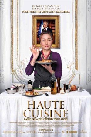 La cuoca del presidente Stasera su Rai Movie