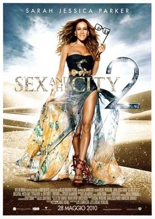 Sex and the city 2 Stasera su La5