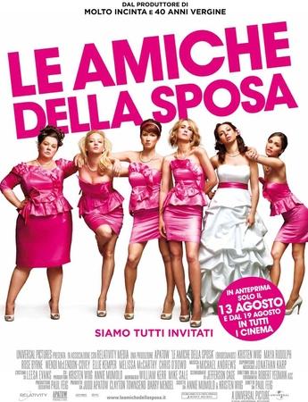 Le amiche della sposa Stasera su Italia 1