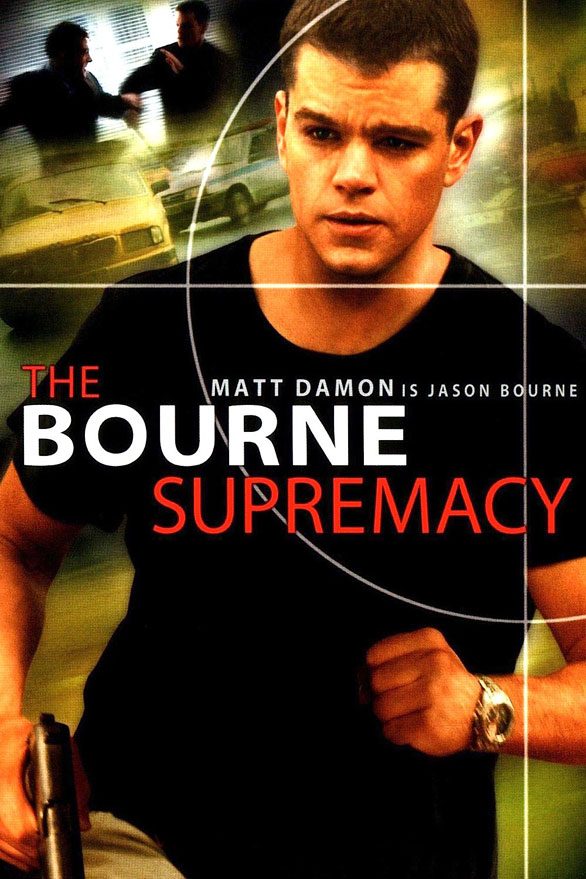 The bourne supremacy Stasera su Iris